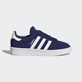 Campus Shoes Dark Blue/Footwear White/Footwear White BY9593
