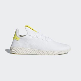 Zapatilla Pharrell Williams Tennis Hu Ftwr White / Ftwr White / Chalk White B41806