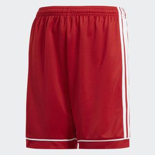 Squadra 17 Shorts Power Red / White BK4773