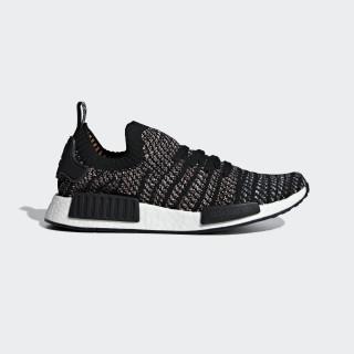 NMD_R1 STLT Primeknit Shoes Core Black / Grey / Grey B37636