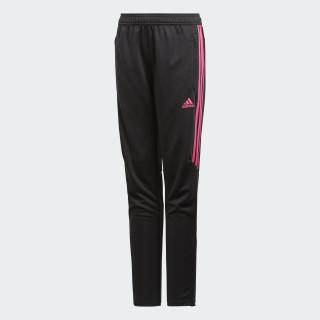 Tiro17 Training Pants Black / Shock Pink CF1149