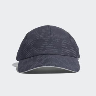 Run Adizero Cap Grey / Mirror Blue CF5511