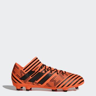 Calzado de Fútbol Nemeziz 17.3 Terreno Firme SOLAR ORANGE/CORE BLACK/CORE BLACK S80604