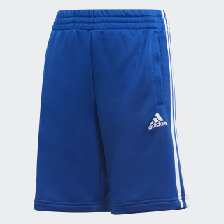 Essentials 3-Stripes Shorts Collegiate Royal/White CF2657