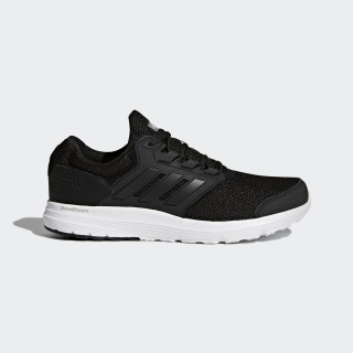 Tenis Galaxy 4 Cloudfoam Running CORE BLACK/CORE BLACK/CORE BLACK BB3563