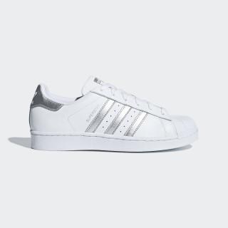 Superstar sko Ftwr White / Matte Silver / Ftwr White F97387