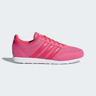 Zapatillas V Racer 2.0 REAL PINK S18/SHOCK RED S16/FTWR WHITE DB0434