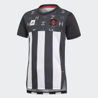 Camiseta Star Wars BLACK/WHITE/VIVID RED S13 CV5971