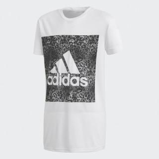 Essentials Logo in the Box T-Shirt White/Black CF7249