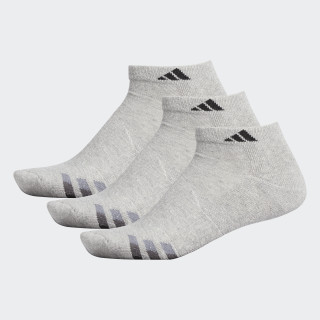 Climalite Cushioned Socks 3 Pairs Light Onix / Black / Granite H77464