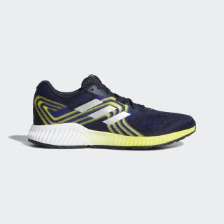 Aerobounce 2 Shoes Mystery Ink / Silver Met. / Shock Yellow AQ0534