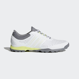 adipure Sport Shoes Cloud White / Semi Frozen Yellow / Grey DA9134