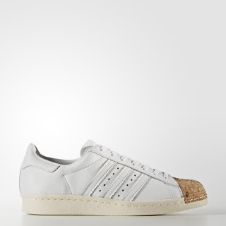 Superstar 80s Shoes Footwear White/Off White BA7605