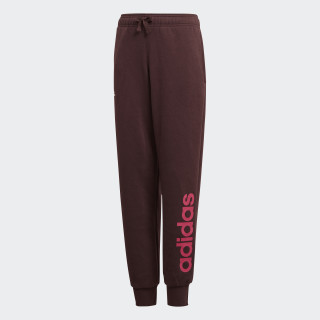 Essentials Linear Pants Night Red / Real Magenta / White DJ1310