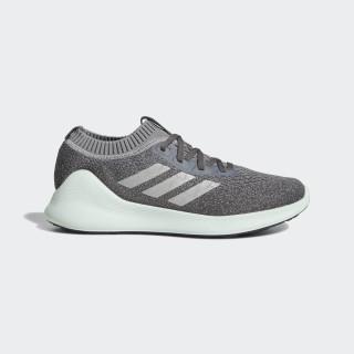 Purebounce+ Shoes Grey / Silver Metallic / Ash Green D96585