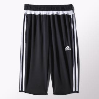 Tiro 15 Three-Quarter Pants Black / White / Black M64026