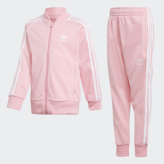 Trefoil SST Track Suit Light Pink DN8166