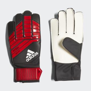 Predator Junior Gloves Black / Red / White CW5606