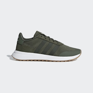 FLB_Runner Shoes Base Green / Night Cargo / Cloud White B28048