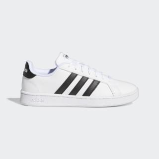 Chaussure Grand Court Ftwr White / Core Black / Ftwr White F36483