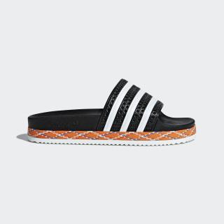Sandale Adilette New Bold Core Black / Ftwr White / Core Black AQ1124
