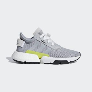 POD-S3.1 Schuh Grey Two / Grey Two / Shock Yellow B42056