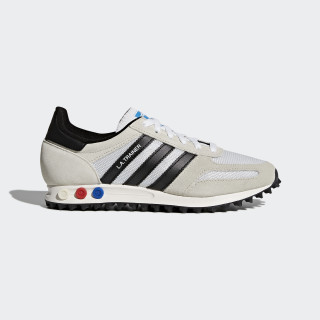 Sapatos LA Trainer OG Vintage White/Core Black/Clear Brown BY9322