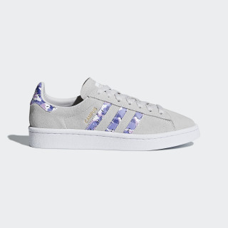 Campus Shoes Grey One / Clear Lilac / Ftwr White B38005