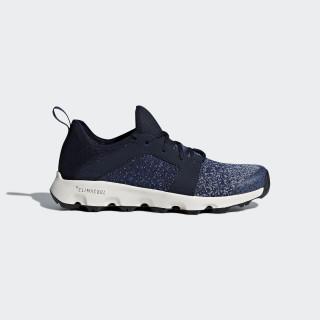 Terrex Climacool Voyager Sleek Parley Shoes Tactile Blue / Raw Grey / Chalk White CM7545