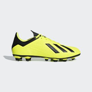 Zapatos de Fútbol X 18.4 Multiterreno SOLAR YELLOW/CORE BLACK/FTWR WHITE DB2188