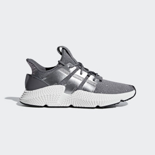Prophere Schuh Grey Four / Silver Met. / Clear Lilac D96613