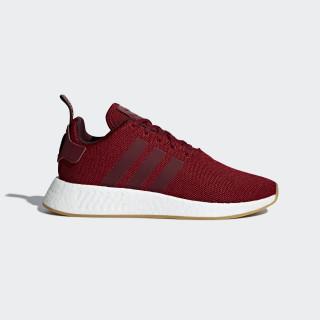 NMD_R2 Shoes Collegiate Burgundy / Maroon / Chalk Coral CQ2404