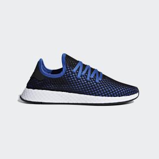 Zapatilla Deerupt Runner Hi-Res Blue / Hi-Res Blue / Core Black B41764