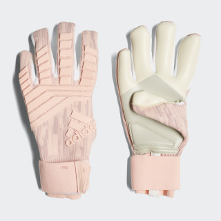 Predator Pro Gloves Clear Orange / Trace Pink CW5590