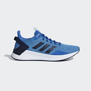 Zapatillas QUESTAR RIDE BLUE/LEGEND INK F17/BRIGHT CYAN B44810