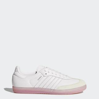 Samba Shoes Footwear White/Footwear White/Easy Pink BY9240