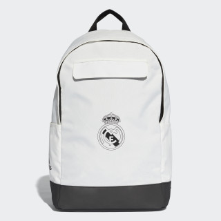 Mochila Real Madrid CORE WHITE/BLACK CY5597