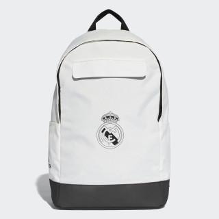 Mochila Real Madrid CORE WHITE/BLACK CY5597