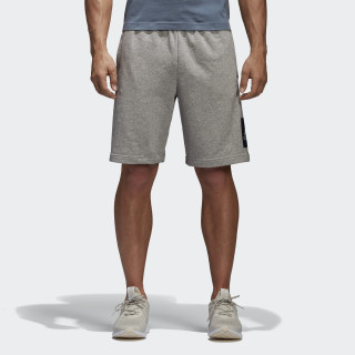 ESS LO SHORT FT Medium Grey Heather / Collegiate Navy BK7465