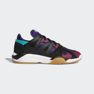 Dimension Low Top Shoes Core Black / Dark Purple / Mystery Ruby F34419