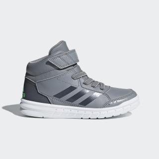 AltaSport Mid Shoes Grey Three / Grey Five / Shock Lime AH2553
