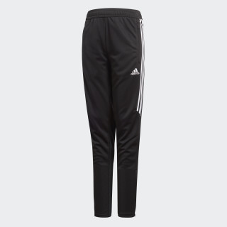 Tiro17 Training Pants Black / White / White BS3690
