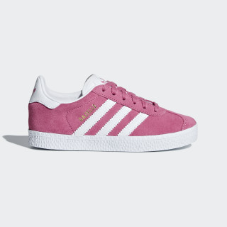 Chaussure Gazelle Semi Solar Pink / Ftwr White / Semi Solar Pink B41531