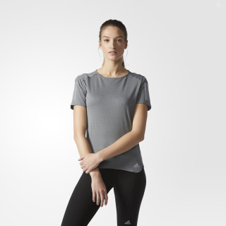 Response Soft T-Shirt Dark Grey Heather S99063