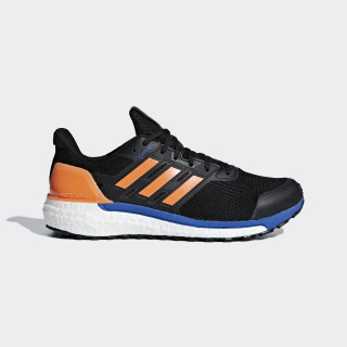 Sapatos Supernova Gore-Tex Core Black / Hi-Res Orange / Hi-Res Blue AC7832