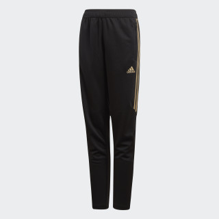Tiro 17 Training Pants Black / Gold Metallic DM2797