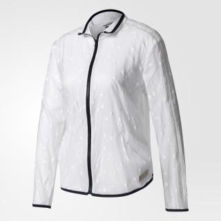 Track Jacket White BK2264