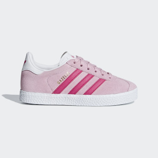 Gazelle Shoes Clear Pink / Real Magenta / Ftwr White B41534
