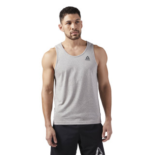 Classic Tank Top Medium Grey Heather CE1780
