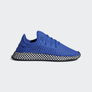 Deerupt Runner Shoes Hi-Res Blue / Hi-Res Blue / Ftwr White B41879